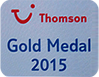 Thomson Gold Metal 2015